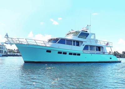 CMC Marine più forte negli USA con Marlow Yachts