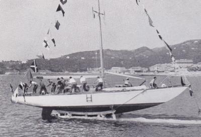 Il mito di Baglietto allo Yacht Club Italiano di Genova