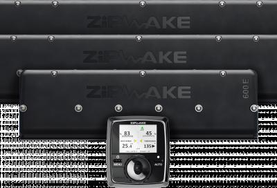 Interceptor Zipwake per un assetto perfetto