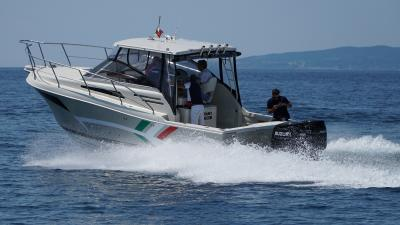Tuccoli T 280, come naviga: pregi e difetti