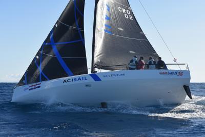 Test ClubSwan 36 vincitore dell'European Yacht of the Year, come naviga: pregi e difetti