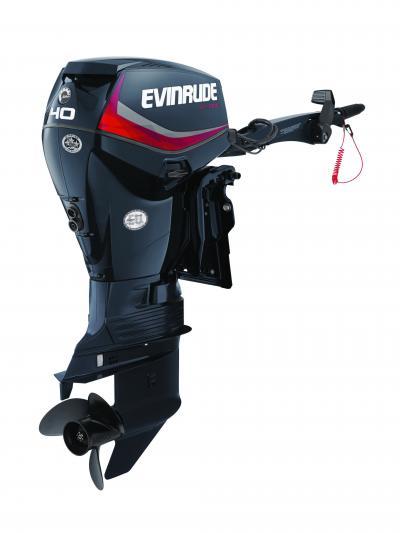 FB Evinrude E-Tec 40 cv non è più necessaria la patente nautica