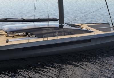 Lo studio italiano m2atelier insieme a BlackCat Superyachts per il terzo modello da 30 metri
