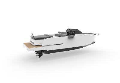 Vieni a provare il nuovo De Antonio D34 Open a Lavagna con il dealer Pedetti Yachts!