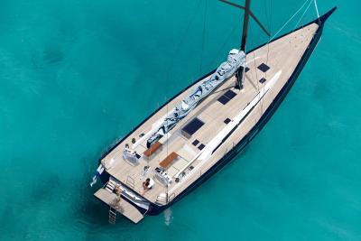 Swan 58 Bluewater il fast cruiser per girare il mondo
