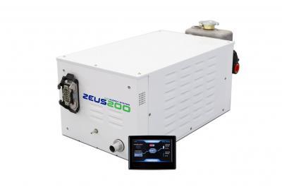 Mobiltech Zeus 200 energia intelligente