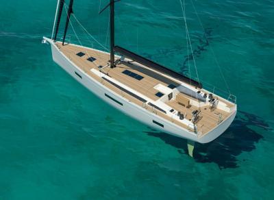 X-Yachts X56, una barca per sognare in grande