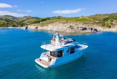 Test Bénéteau Swift Trawler 41, come naviga: pregi e difetti
