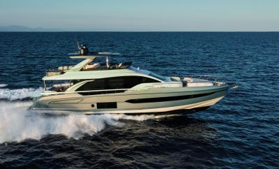Test Azimut 78 Fly, come naviga
