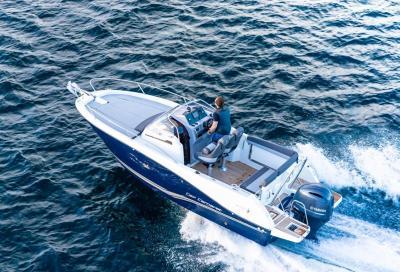 Test Cap Camarat 6.5 WA, come naviga: pregi e difetti