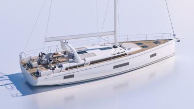 Beneteau Oceanis Yacht 54, la crociera secondo gli italiani Biscontini/Argento