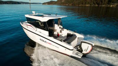 Sting Boats, dalla Norvegia per pescare in Mediterraneo!