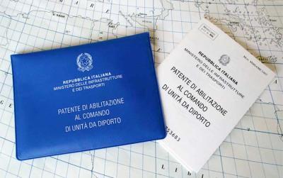 Proroga scadenza patenti nautiche