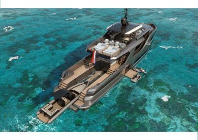 CMC Marine e Holterman Shipyard scelgono gli stabilizzatori Waveless