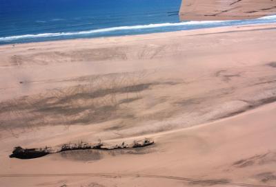 Namibia, la magia della Skeleton Coast