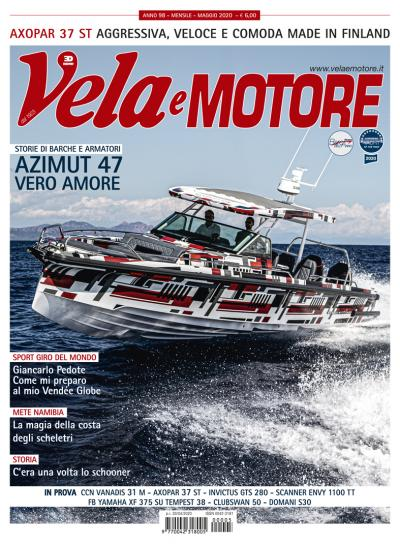 Vela e Motore maggio 2020 è ora disponibile in edicola!