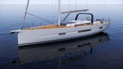 Dufour 61, navigazioni in first class!