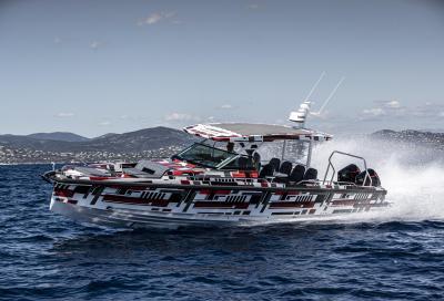 Test Axopar 37 ST: come naviga a 50 nodi!