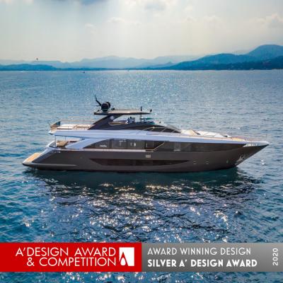 Amer F100 vince l'argento al concorso A' Design Award