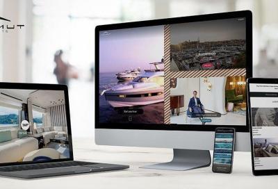 Azimut Yachts lancia la virtual lounge e annuncia il primo e-boat show