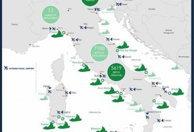 Marinedi, tariffe scontate per i velisti Uvai nei porti gestiti dal gruppo