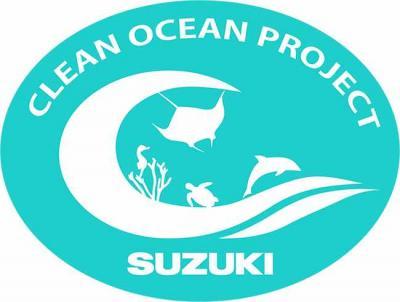 Suzuki Clean Ocean Project per ambiente e mare puliti