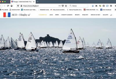 La Classe Dinghy 12' lancia il nuovo sito internet