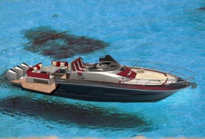 Sessa Key Largo 40, ecco l'ammiraglia della flotta