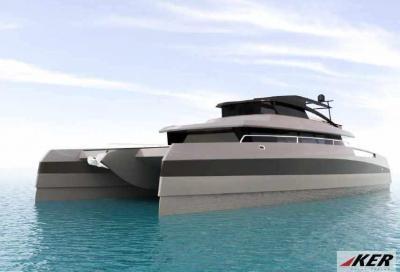 Ker Yacht Design, ecco la linea luxury di catamarani a motore