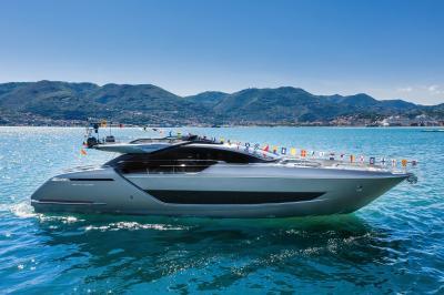 Varato il Riva 88 Folgore: stile, velocità e innovazione