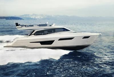 Ferretti Yachts 500, bellezza e versatilità