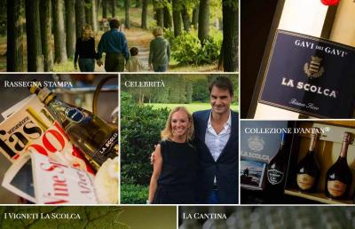 La Scolca lancia una private label per Nautica Casarola