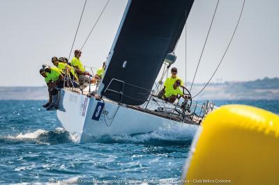 Tre settimane al via del Campionato Italiano Assoluto di vela d'altura 2020 a Gaeta