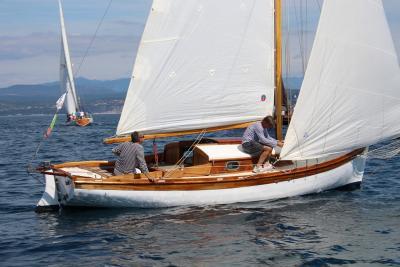 Le vele d'epoca a Monfalcone