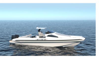 Il nuovo Anvera 48 al Cannes Yachting Festival