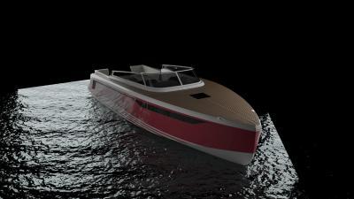 X-Power 33C, X-Yachts presenta il primo scafo a motore