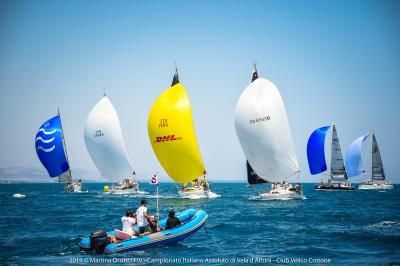 Oggi al via nel Golfo di Gaeta il Campionato Italiano di vela d'altura