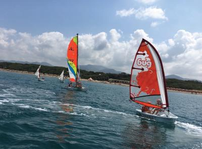 Sotto Gamba Game 2020: il 12 e 13 settembre sport di mare e di terra a Riva degli Etruschi