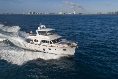 Vicem 67 Cruiser, lo scafo per lunghe navigazioni