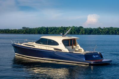 Palm Beach GT60, prestazioni e tecnologia all'avanguardia