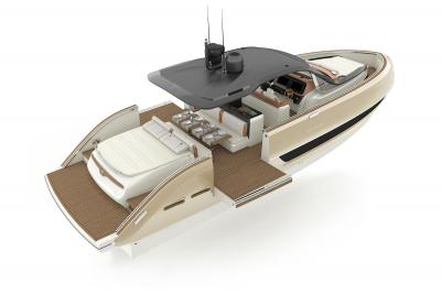 INVICTUS TT460, la nuova ammiraglia