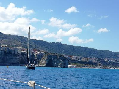 Veleggiata Linea Blu Race: vince Baronesa II