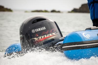 Yamaha annuncia il debutto europeo della linea di fuoribordo V MAX SHO