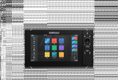 SIMRAD NSS EVO3S CON GPS INTEGRATO ED ECOSCANDAGLIO