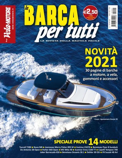 La Barca per Tutti, il nuovo numero è in edicola!