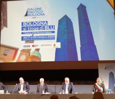 Bologna si tinge di blu: pronta la prima edizione del salone nautico