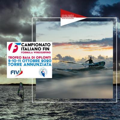 A Torre Annunziata il Campionato Nazionale Formula Windsurfing