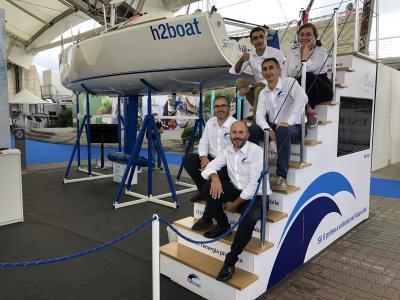 H2Boat e B&G assieme per una nautica più attenta all'ambiente