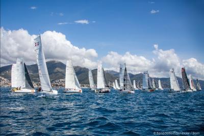 Ieri la partenza del GP D'ITALIE – Coppa Alberti