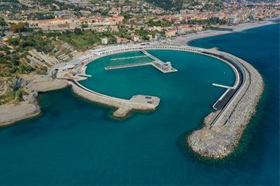Aperto il nuovo porto turistico di Ventimiglia